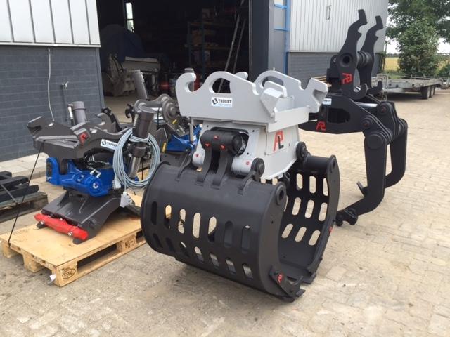 Nieuwe uitrustingsstukken voor Verwater