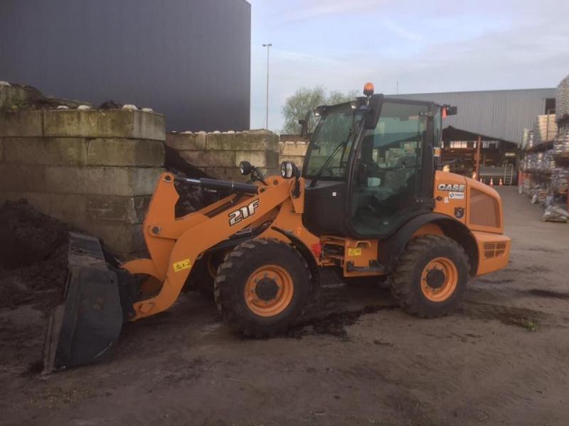 Nieuwe Case 021F voor Vego en Ampt.