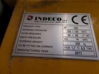 Indeco HP350 - VERKOCHT