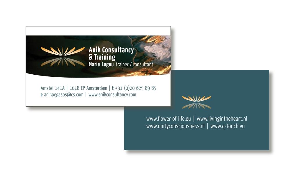 Logo ontwerp & visitekaartje
