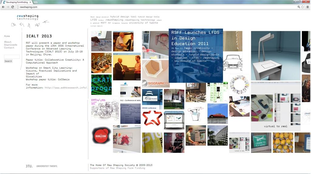 Ontwerp website
