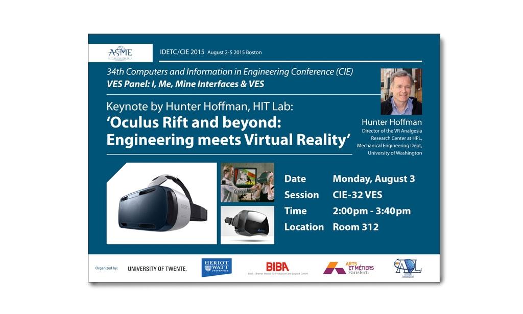 RST Conferentie Poster