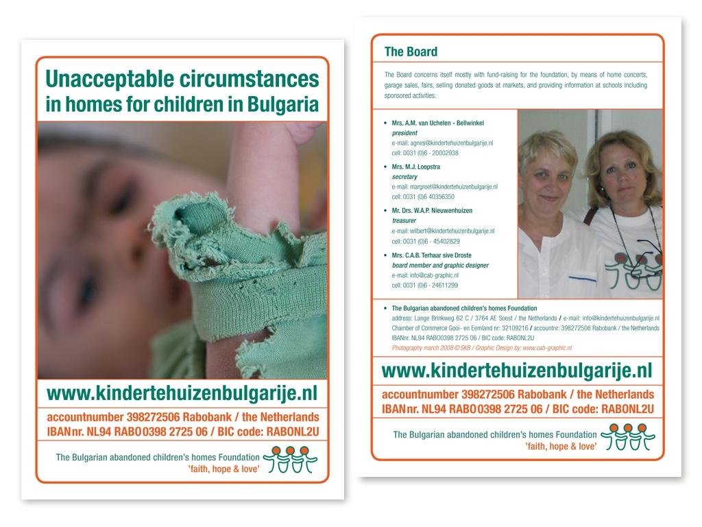 Stichting Kindertehuizen Bulgarije