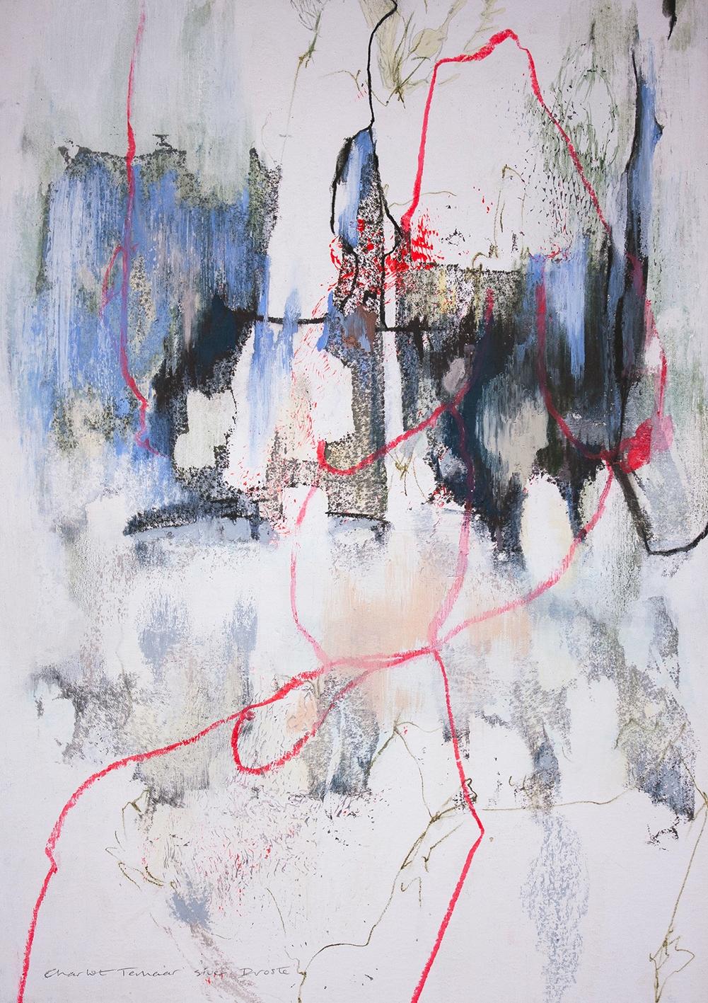 Schilderij #346 - verkocht -