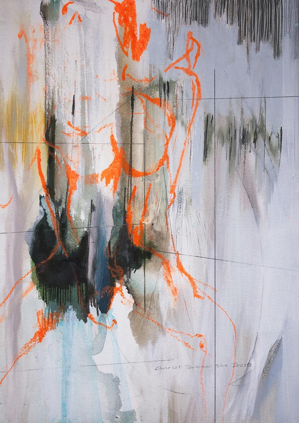 Schilderij #312 - verkocht -