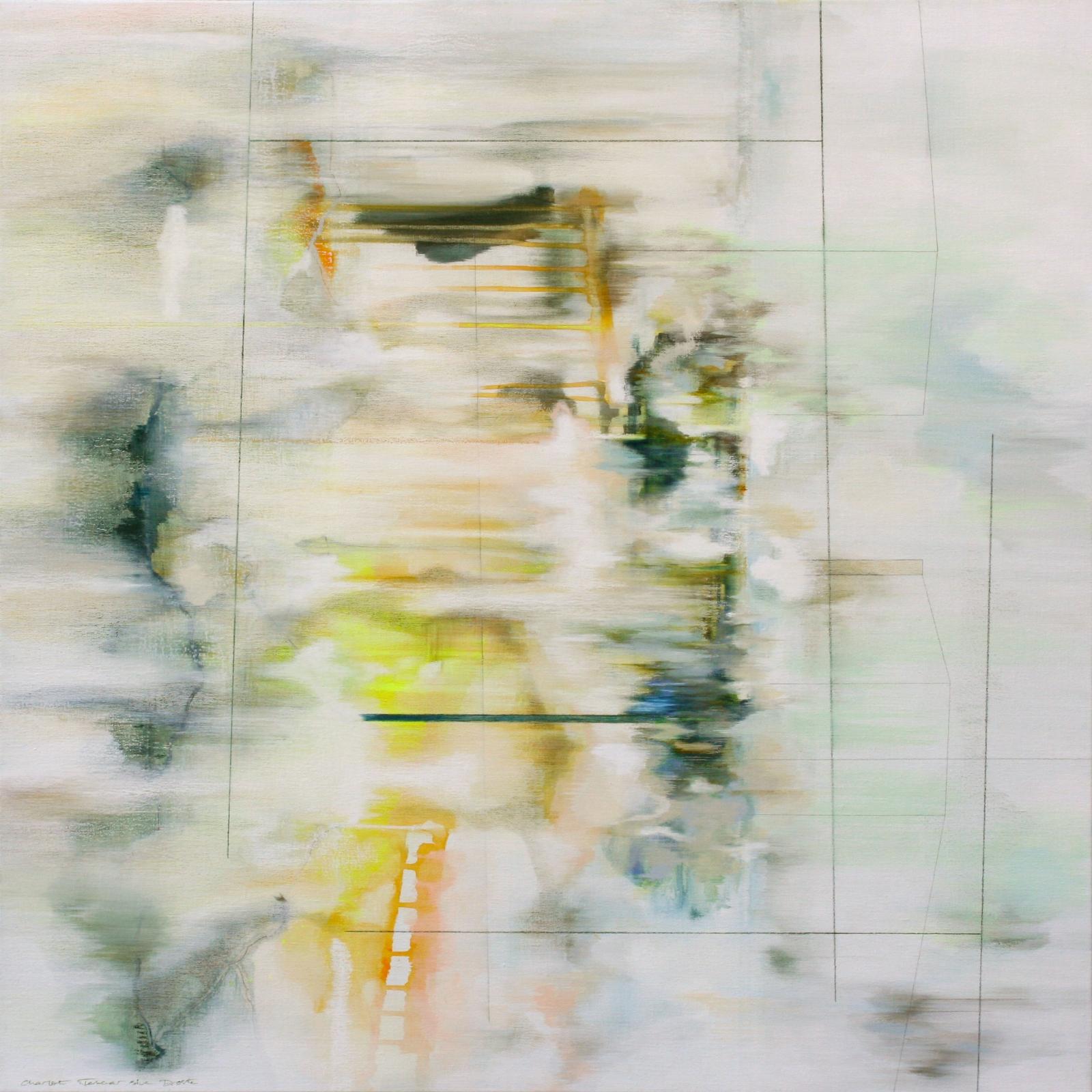 Schilderij #382 - verkocht -