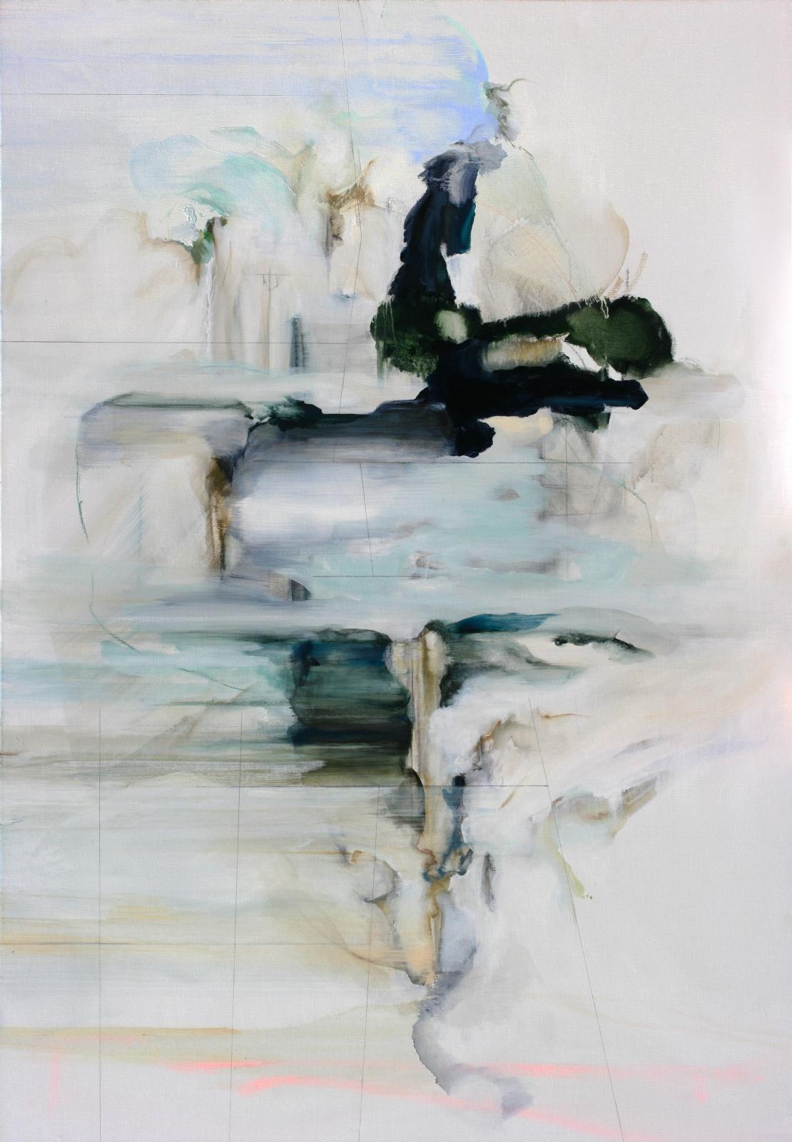 Schilderij #283 - verkocht -