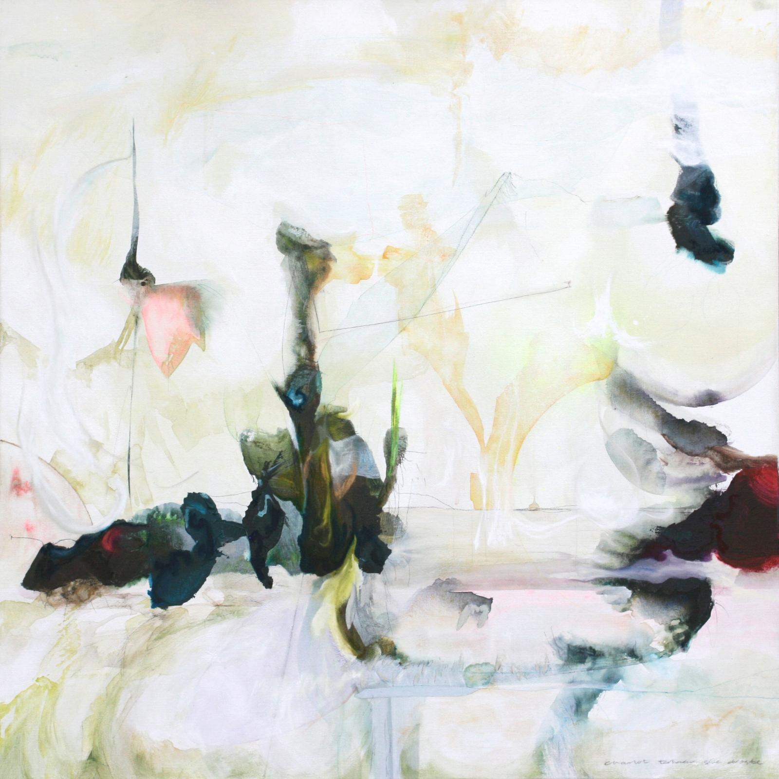 Schilderij #181 - verkocht -