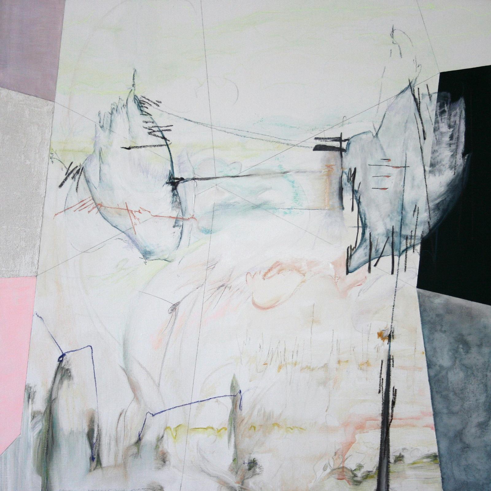 Schilderij #227 - verkocht -