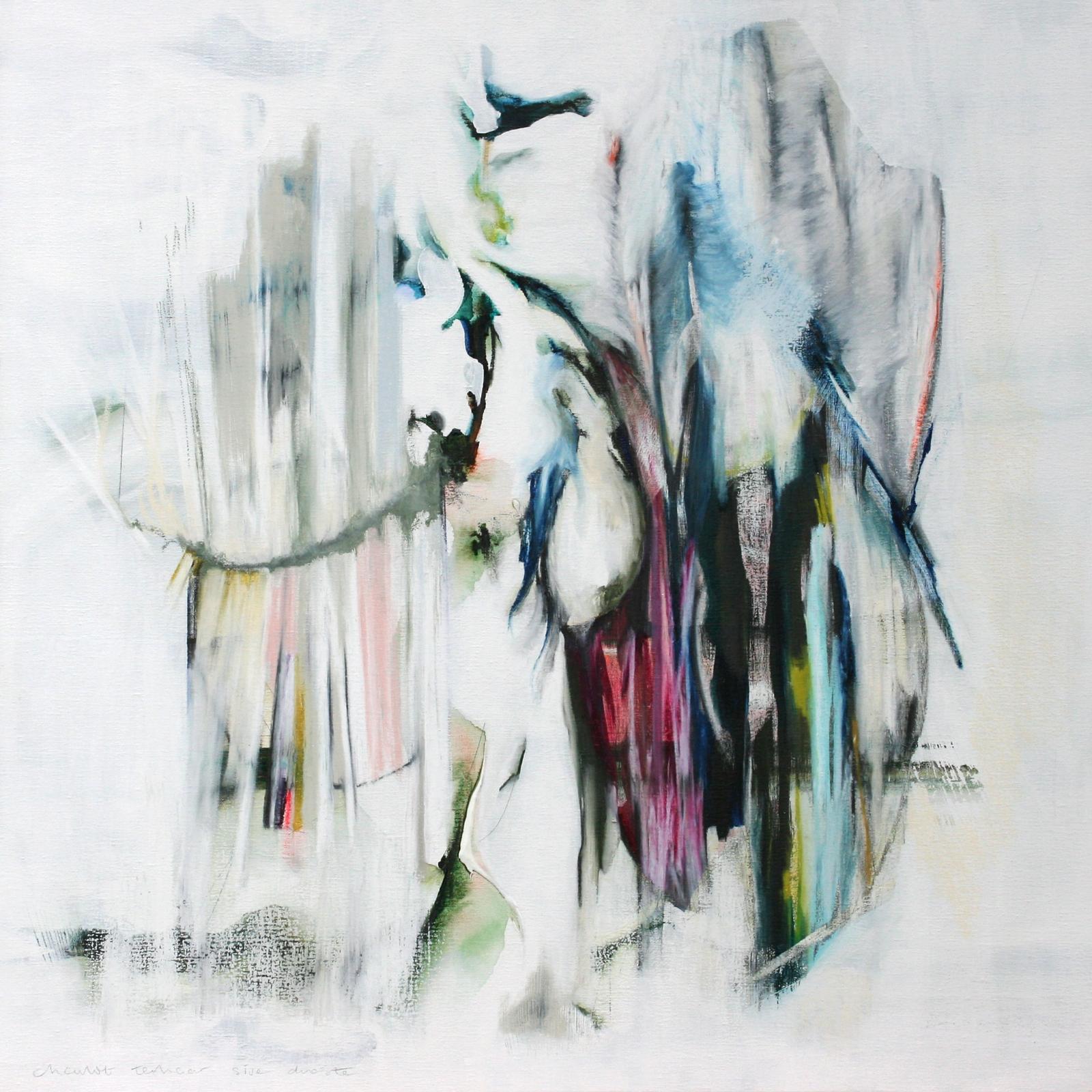 Schilderij #271 - verkocht -