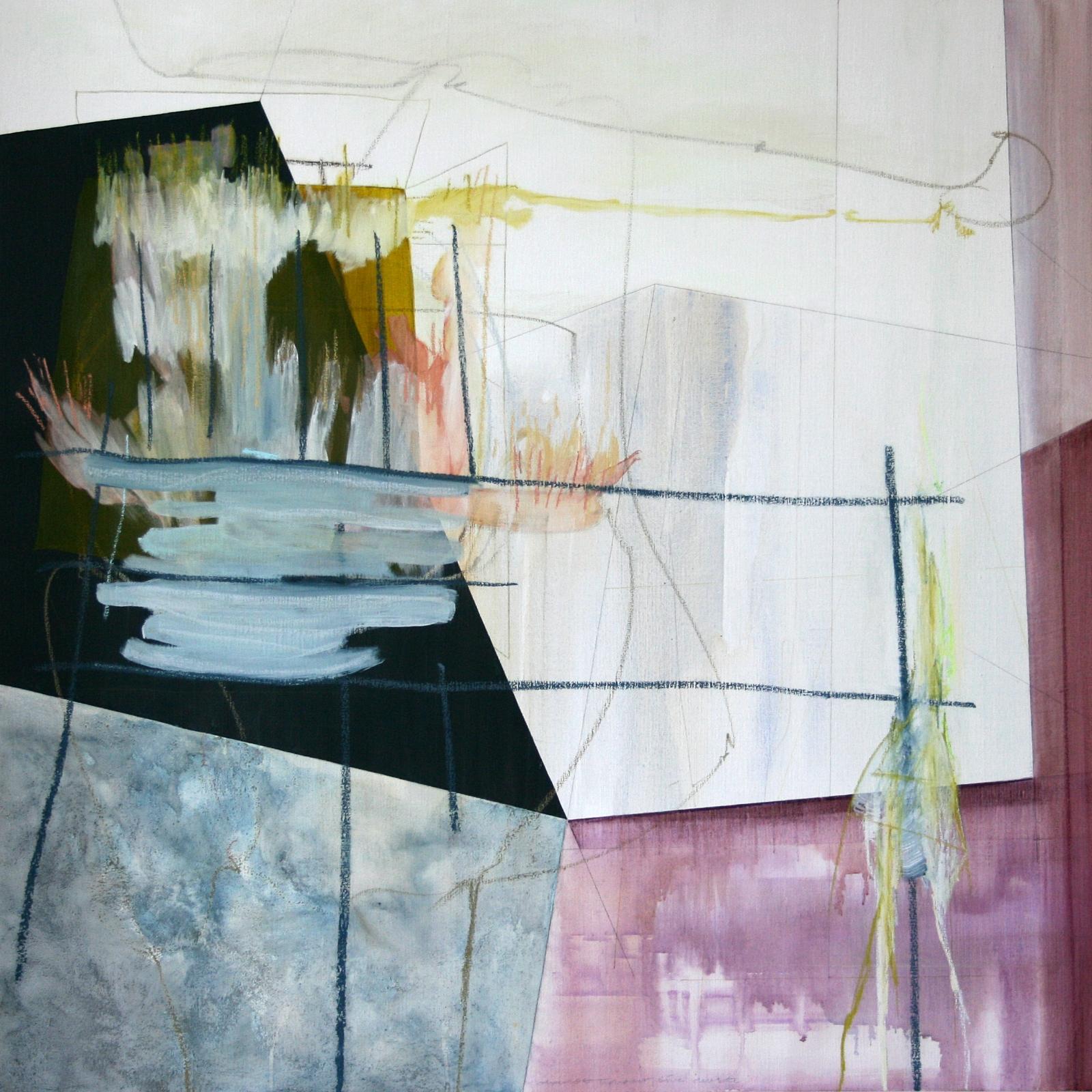 Schilderij #225 - verkocht -